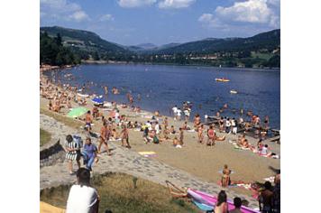 Le lac d 39 issarl s station verte office de tourisme maire du lac d 39 issarl s station verte - Office de tourisme lac de vassiviere ...